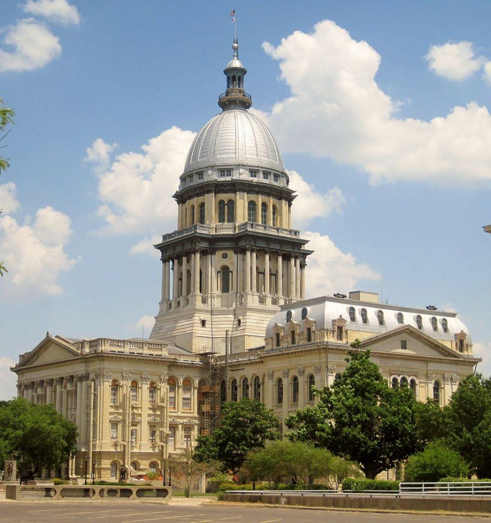 Illinois State Capitol 7167050199